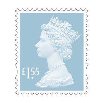 Royal Mail £1.55 Stamp