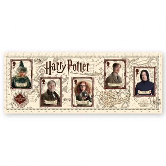 Harry Potter™ Miniature Sheet