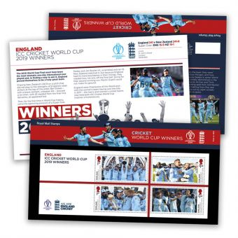 Men's Cricket Presentation Pack