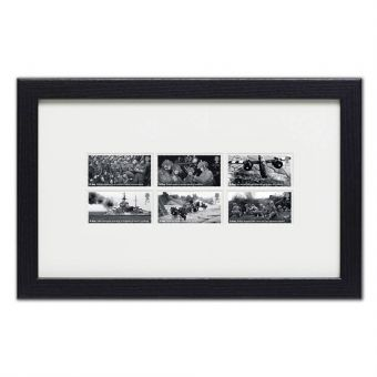 D-Day 75th Anniversary Framed Stamps