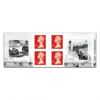 D-Day 75th Anniversary Retail Stamp Book