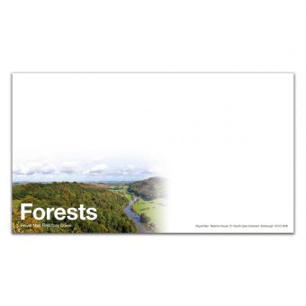 Forests First Day Envelope