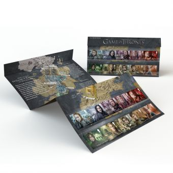 Royal Mail Game Of Thrones Presentation Pack