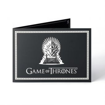 Royal Mail Game of Thrones Collectors Sheet 1