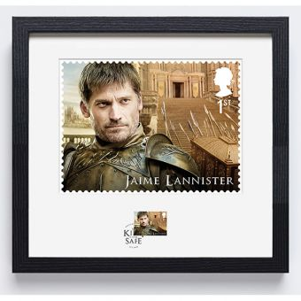 Game of Thrones Jaime Lannister  Limited Edition Framed Print