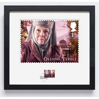 Game of Thrones Olenna Tyrell  Limited Edition Framed Print