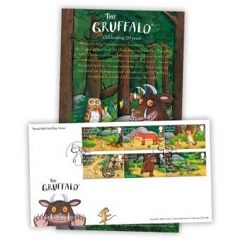 The Gruffalo Stamp Souvenir