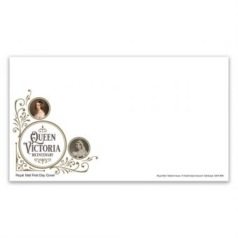 Queen Victoria Bicentenary First Day Envelope