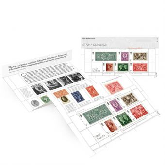 Royal Mail Stamp Classics Presentation Pack