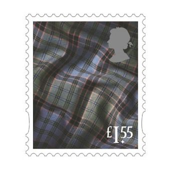 Definitives 2019 Scotland Country Definitive £1.55 Stamp