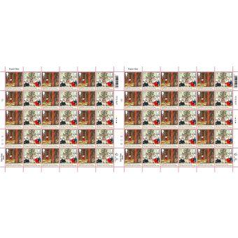 Rupert Bear Full Sheet £1.70 x 60