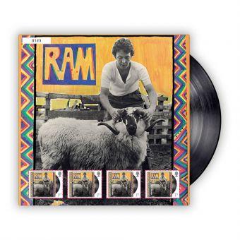 Paul McCartney Fan Sheet - RAM