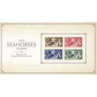 Seahorses Facsimile Pack