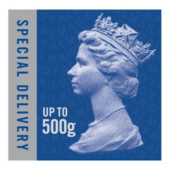 Special Delivery Stamp Up to 500g