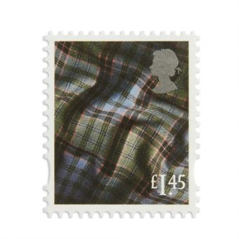 Ss030 Scotland Country Definitive 1.45 Stamp 1