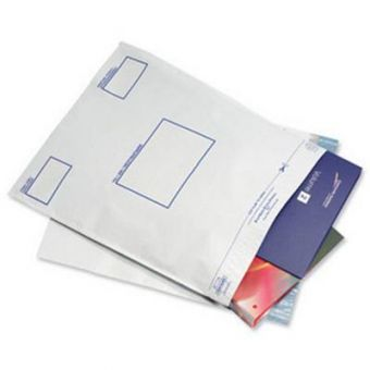 Peel & Seal White DX Polythene Envelopes Pack of 100