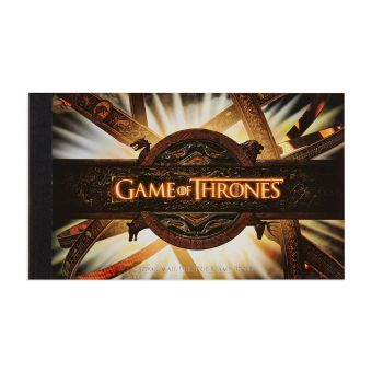 Royal Mail Game of Thrones Prestige Stamp Book