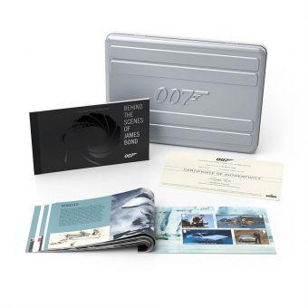 James Bond Limited Edition Prestige Stamp Book