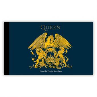 Queen Prestige Stamp Book