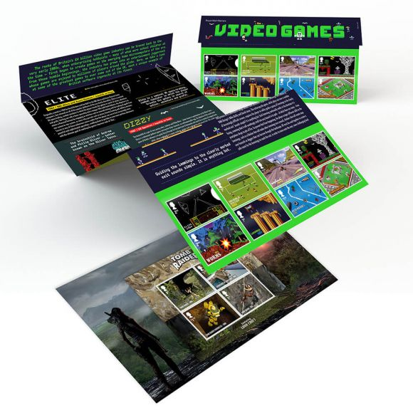 Video Games Presentation Pack