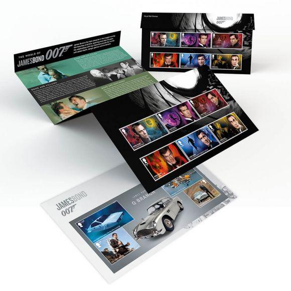 James Bond Presentation Pack