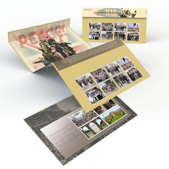 End of the Second World War Presentation Pack