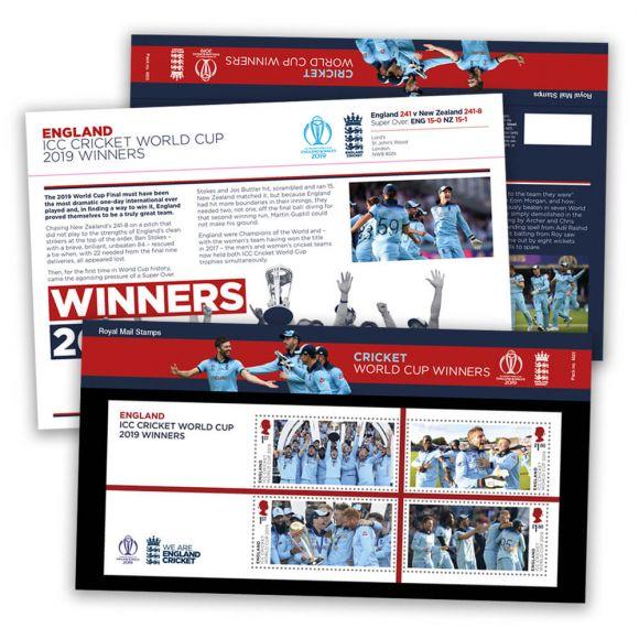 Men's Cricket Presentation Pack