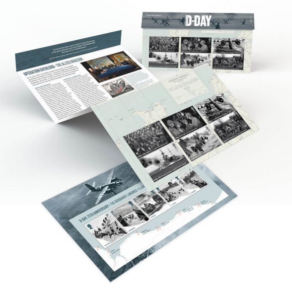 D-Day 75th Anniversary Presentation Pack