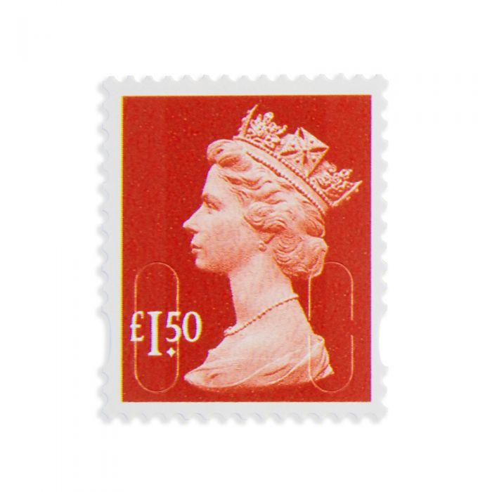 50 X £1.50 Stamp Sheet | Royal Mail