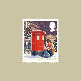 The Royal Mail Christmas 2018