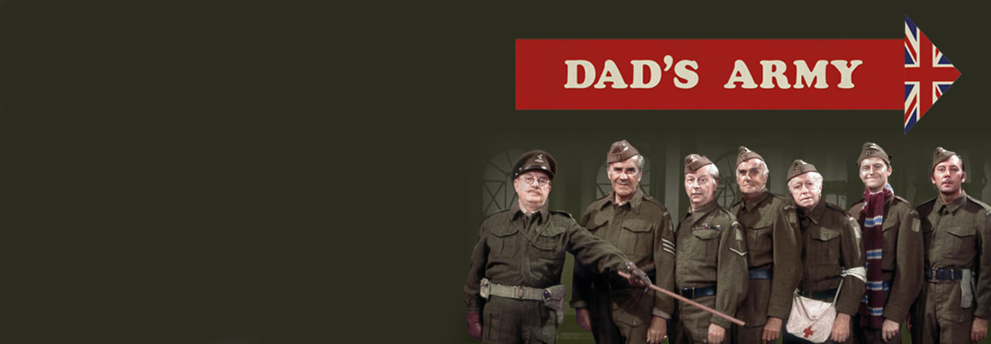 Dad's Army - Special Stamp Issues