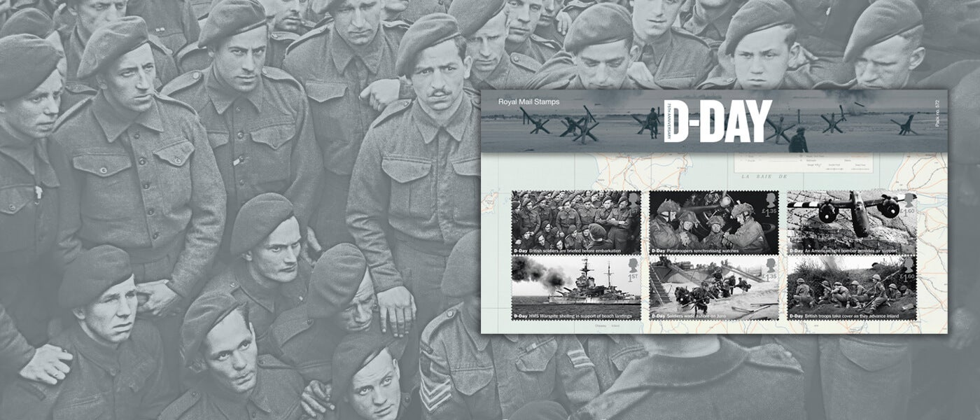 Royal Mail D-Day 75th Anniversary