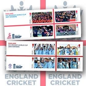 Royal Mail England Cricket