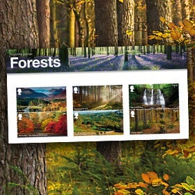 Royal Mail Forests