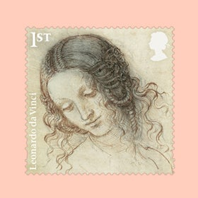 Royal Mail Leonardo da Vinci