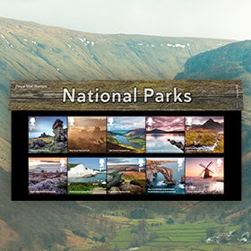 Royal Mail National Parks
