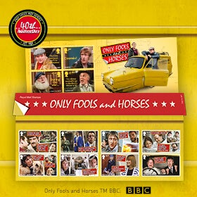 Royal Mail Only fools and horses