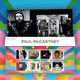 Royal Mail Paul McCartney
