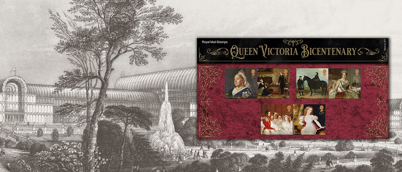 Royal Mail Queen Victoria Bicentenary