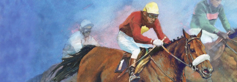 Royal Mail Racehorse Legends