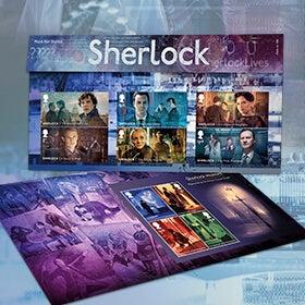 Royal Mail Sherlock