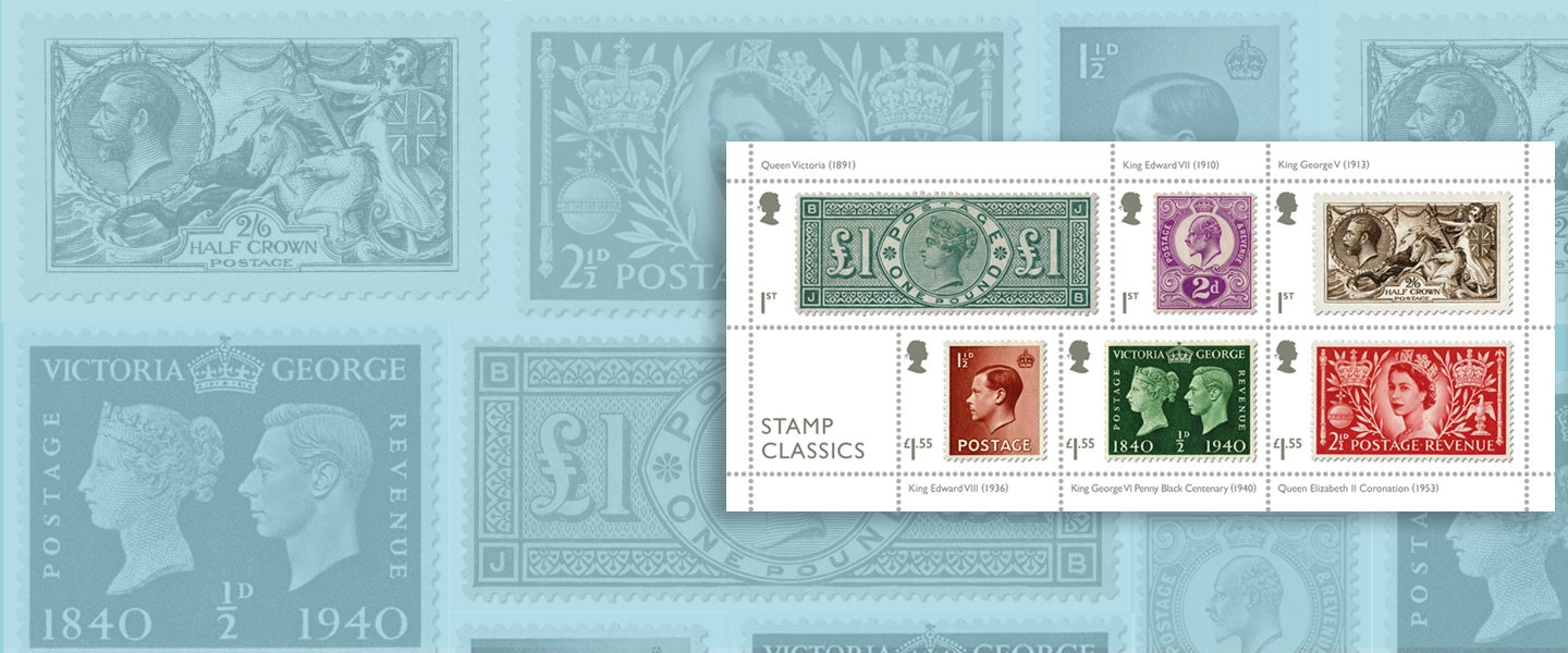 Royal Mail Stamp Classics