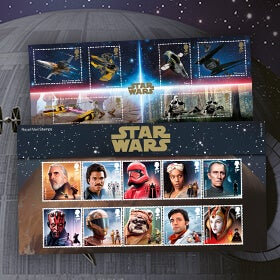 Royal Mail Star Wars