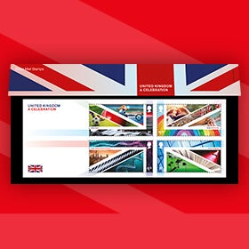 Royal Mail UK A Celebration