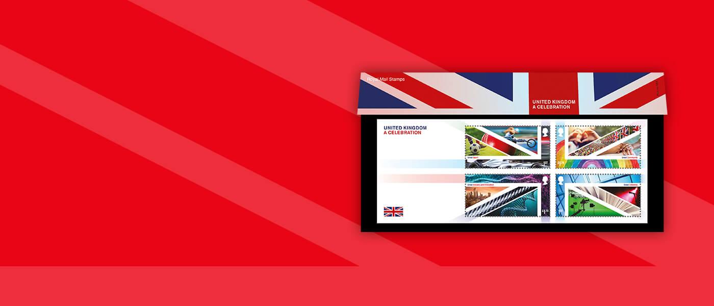 Royal Mail UK A Celebration