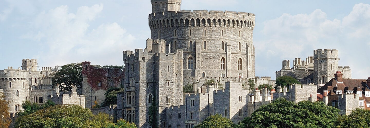Royal Mail Windsor Castle